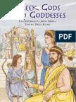 Dover Greek Gods &Amp; Goddesses Coloring Book