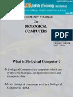Biological computers