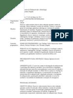 Curso Fundamentos de Radioproteção e Metrologia