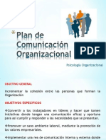 Aporte Plan de Comunicacion