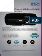 PowerLite S10 Series (Pt)
