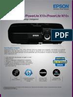 PowerLite S10 Series (Pt)