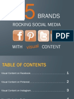 55 Brands Rocking Social Media With Visual Content