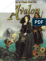 7th Sea - Book 2. Avalon
