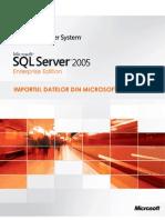 02 Sistem Informatic Pentru Managementul Resurselor Umane Importul Datelor
