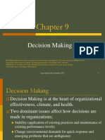Ch9 Decision Making