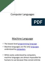 Computer Languages.pptx