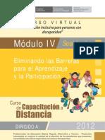 Mód. IV - Sesión 1 - Sistema Educativo Inclusivo