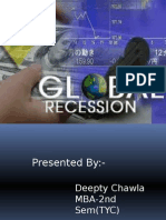 Recession Ppt