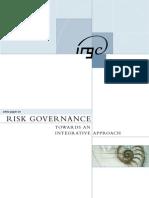 IRGC WP No 1 Risk Governance Reprinted Version