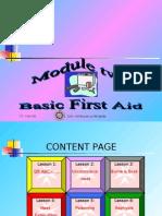 BFA Moducle 2 Presentation