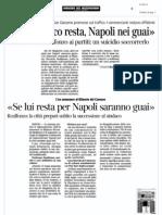Rassegna Stampa 07.04.13