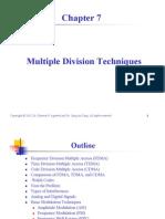 Multiple Division Techniques