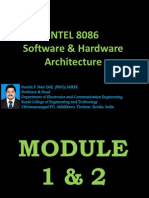 Intel8086SoftwareHardwareArchitectureFull.ppt