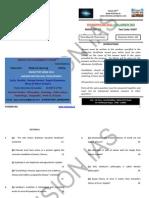 Philosophy Test 7 2012 m1 Vision Ias Vf