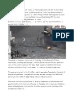 - 2. Gaza Rockets Fired at South Israel 040413