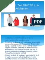 Diabetul Zaharat Tip 2 La Adolescenti
