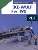 Osprey - Modelling Manuals 020 - Focke-Wulf Fw 190