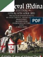 Mdina Medieval Festival, Malta