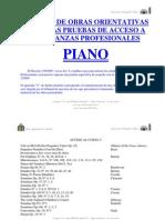 PIANO Profesional