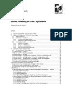 Benutzerhandbuch Original 2012