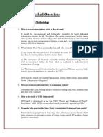 POC FAQ
