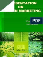 49659549 Green Marketing