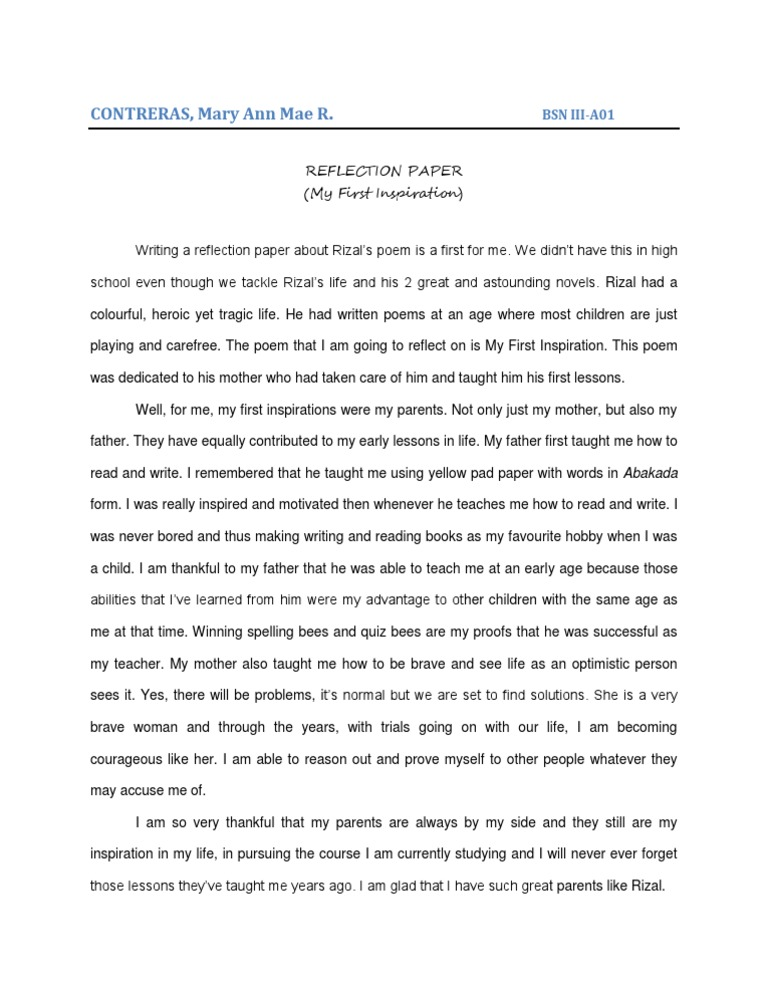 el amor patrio jose rizal essay