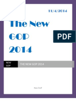 The New Gop ( Republican Party) 2014