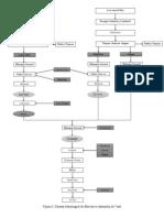 Schema tehnologică de fabricarea a salamului de Vara