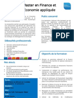 DFC Master Finance