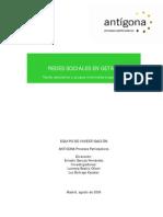 Redes sociales en Getafe