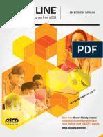 Katalog PD Online Course Catalog