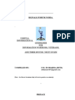 Handbook for Military Pensioners