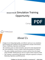 Business Simulation Training Opportunity -V1.0