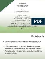 REFERAT proteinuria