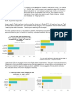 CIS's iPad Feedback Survey Results-6months in…