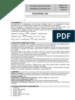 POP - Lipídeos - Colesterol HDL-LDL