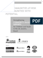 FROM COMMUNITIES AT-RISK