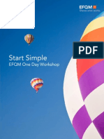 EFQM One Day Workshop