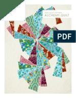 ALCHEMY Quilt Pattern