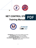 Net Control Station Training Manual