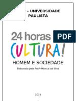 Apostila Monica Homem e Sociadade
