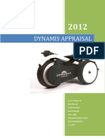 Dynamis Appraisal Assignment