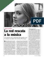 La Red rescata a la música - Noticias 1893