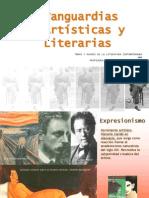 Vanguardias Artisticas y Literarias de YEIMITA