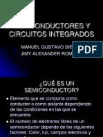 Semiconductores y Circuitos Integrados