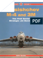 #11 Myasishchev M-4 & 3M - The First Soviet Strategic Jet Bomber