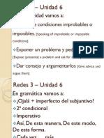 Redes 3 – Unidad 6