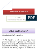 Persona Humana